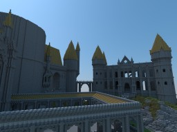 Harry Potter Hogwarts Castle Minecraft Minecraft Project