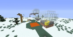Parcour XXL Minecraft Map & Project
