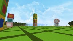 Digimon Adventure - World Map [UPDATE #6] Minecraft