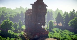 The Burrow Minecraft Project