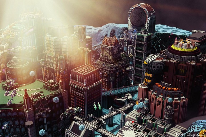 Render by Necrosys