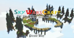 SkyWarsCraft - The first and the only sky wars for the 1.9 snapshots! 100% vanilla
