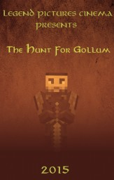 """""""The Lord of The Rings the Hunt for Gollum"""" Full Minecraft film"""