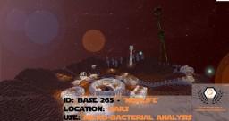 E.P.E.F - 'NEWLIFE' Mars base Minecraft Map & Project