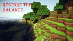 Restore the balance (Adventure Map) Demo Minecraft Map & Project
