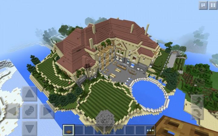 Minecraft Pe Mansion V0 13 0 Minecraft Project