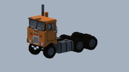 Mack F700 (Giant Builds) Minecraft Map & Project
