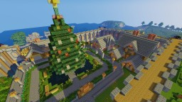 Town of Paradisus Minecraft Map & Project