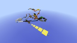 Jump for Your Life Minecraft Map & Project