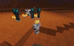 Life On Mars Minecraft Map & Project