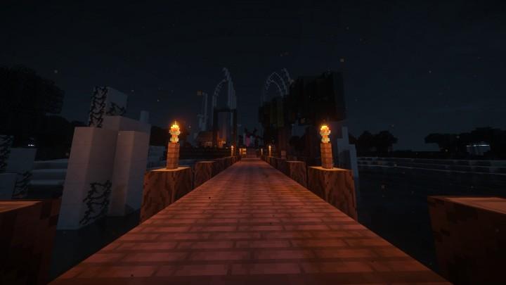 Docks - Night