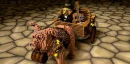 Performin' Piggy Minecraft Project