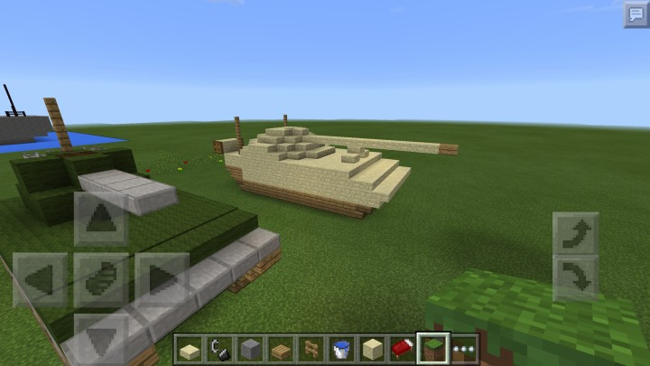 My Own Designed Tank