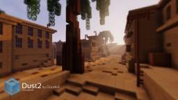 CloudMC Dust2 Minecraft Map & Project
