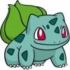 Bulbasaur #001 Pokémon PixelArt