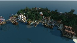 New Cayman (City Region) Minecraft