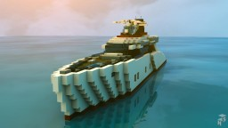 Karma - Superyacht Minecraft Map & Project