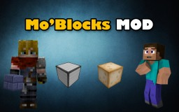 Mo' Blocks v2 [1.8+] [Forge] Over 55+ Blocks Minecraft Mod