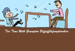 Tea Time With Grampton Beffufftlefumptinshire #2 Interview with CraftGirlsFTW Minecraft Blog