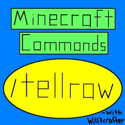 Minecraft Commands: /tellraw Minecraft Blog