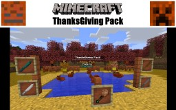 ThanksGivingPack Minecraft Texture Pack