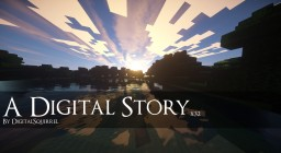 A Digital Story x32 - Minecraft 1.8 (Colorful Fantasy)