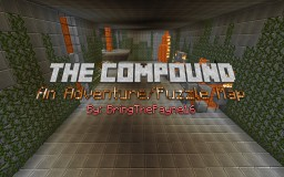 The Compound (Adventure/Puzzle Map) Minecraft Map & Project