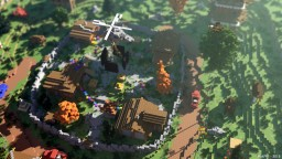 A minecraft map inspired by Farcry 4 (For Arkemis) Minecraft Map & Project