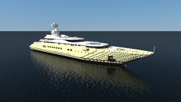 Pelorus (yacht) Minecraft Map & Project