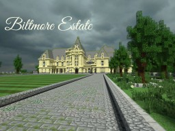 Biltmore Estate (WOK) Minecraft Map & Project