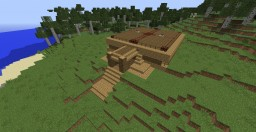 Cabin Minecraft Map & Project