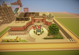 -= [Arzion] Edgewood High School =- Minecraft Project