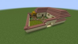 Roman Farm House Minecraft Map & Project