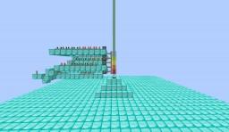 Rainbow Beacon Minecraft Map & Project