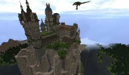 Medipunk Castle Minecraft