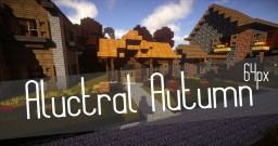 Aluctral Autumn 0.5.1 x64 - Minecraft 1.8 (the red fall look) Minecraft Texture Pack