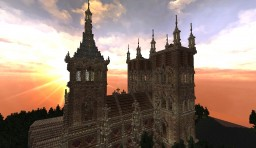 Cathedral Minecraft Map & Project