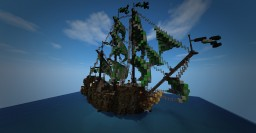 The Phoenix - Medieval ship Minecraft