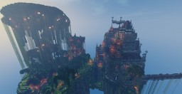 The Forbidden mountain Minecraft Map & Project