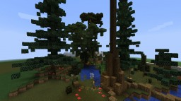 Swampland Minecraft Map & Project