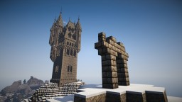 The Voldesir tower Minecraft Project