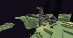 Star Wars: Starfighters 02: B-Wing Starfighter Minecraft Map & Project