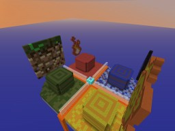elemental powers Minecraft Map & Project
