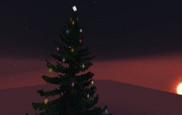 Pre-Made Christmas Tree Minecraft Project