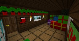 NCWS (No Christmas Without Santa) - Christmas texture pack for 1.8 Minecraft Texture Pack