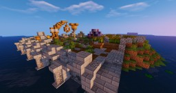 Stranded - a GunGame Map Minecraft Map & Project