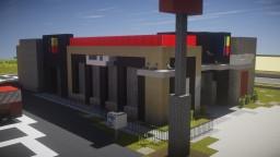 Burguer King|ECS|W.I.P. Minecraft
