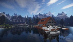 Lakeside Home | TRS Minecraft