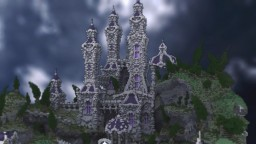The Fulor Keep - LiteCloud Grand Hub Minecraft Map & Project