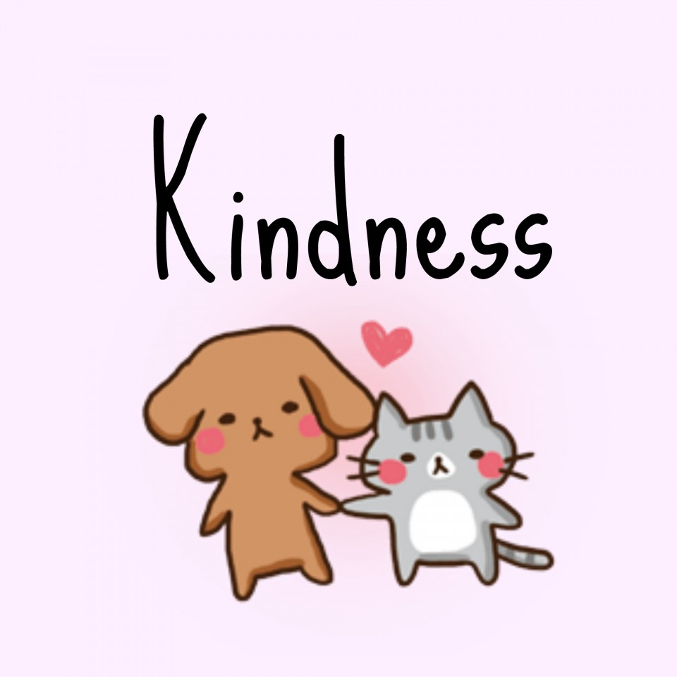Cartoon Word Quote: Kindness Is The Key To Success Minecraft Blog
